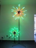 2mtr LED Fireworks