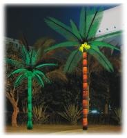 6 MTR LED PALM TREE