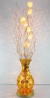 FLOWER STYLE FLOOR LAMP