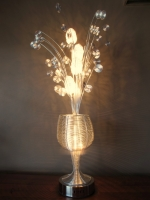 GOBLET TABLE LAMP ( HALOGEN )