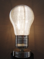 MERINDO BULB TABLE LAMP ( HALOGEN )