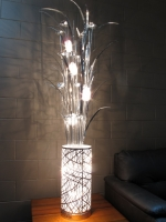 PICASSO LEAF FLOOR LAMP